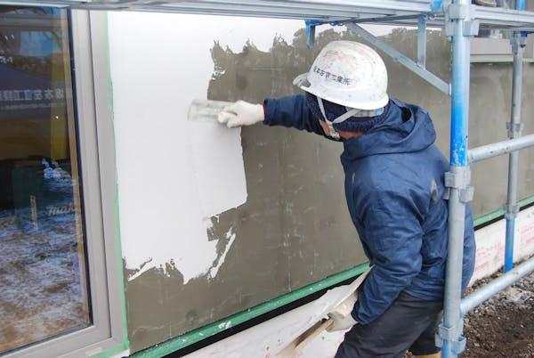 湿式工法と乾式工法の違いについてご紹介
