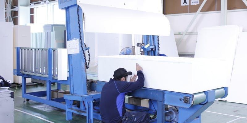 発泡スチロール_工場生産