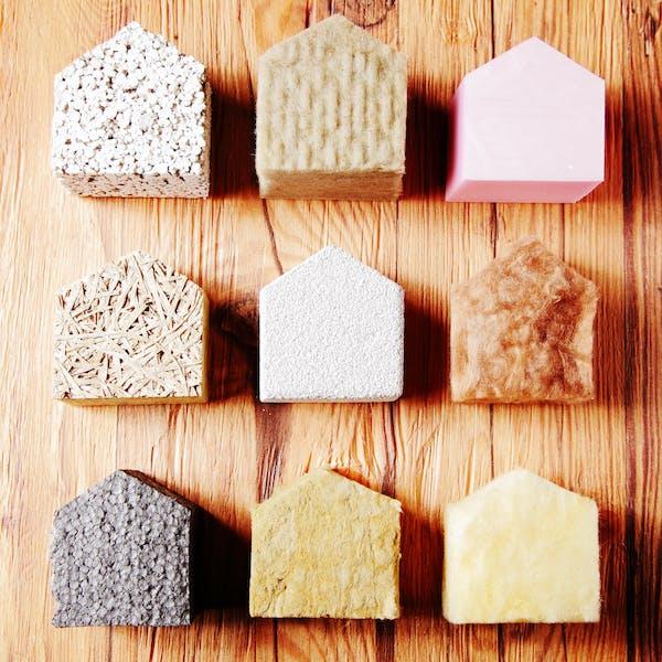 断熱材の種類とメリット・デメリットの紹介