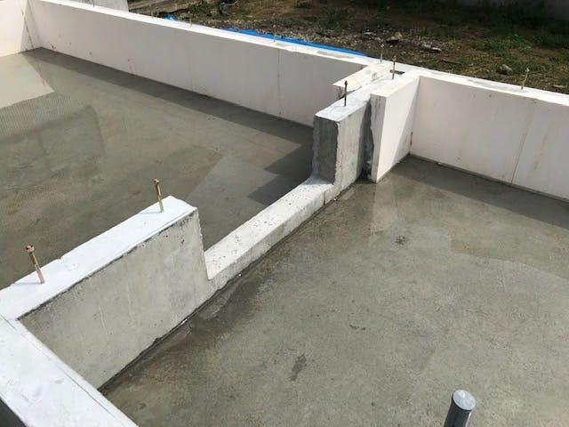 基礎断熱材山崎建設様のM様邸施工例