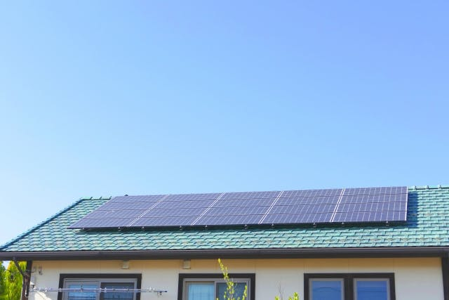 再生可能エネルギー_太陽光発電