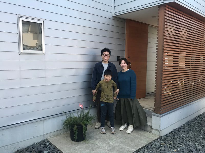 福井県 新築のお施主様 森崎様